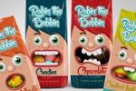 Серия упаковок конфет