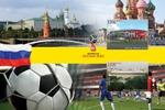 марки футбол 1 лист