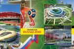 марки футбол 2 лист