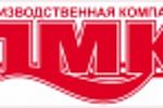 """логотип """"ПМК"""""""