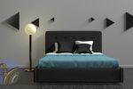 Кровать Цвет Синий