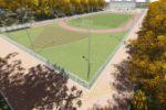 Проект капитального ремонта школьного стадиона