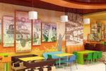 Дизайн молодежного кафе_1