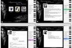 Дизайн сайта солистки оркестра и преподавателя