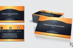Дизайн визитки для юридической компании
