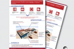 Дизайн коммерческого предложения для проекта автосервиса