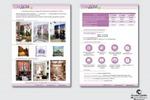 Дизайн коммерческого предложениядля магазина штор «ТОМДОМ»