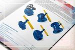Дизайн каталога трубопроводной арматуры