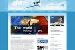 Сайт турагентства