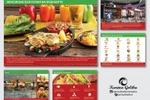 Дизайн презентации кухни на фуд-корте