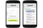 Курьерское приложение CourApp