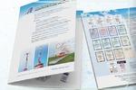 Дизайн буклета радионавигационного оборудования