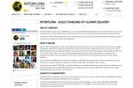 Перевод RU-EN сайта международной службы доставки цветов