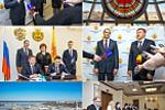 Репортажная фотосъемка у главы Чувашской республики