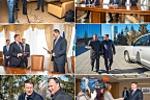 Репортажная фотосъемка у губернатора Свердловской области