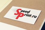 Логотип для типографии