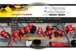 Дизайн интернет-магазина автотоваров Pitstop