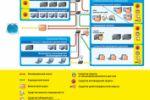 Инфографика для ИТ-компании