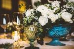 Свадебный декор: цветы