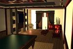 3D Модель комнаты