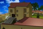 3D Модель дома
