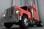 3D модель камаза Mack Titan