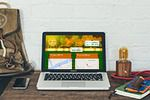 Сайт арт-кафе Африка