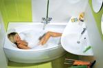 Наполнение интернет-магазина (ванны)
