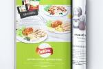 Рекламный модуль, журнал «Собака.pnz» (Лекок)