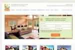 Сайт производителя панельно-брусовых домов
