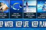 Реклама Кондиционера, который экономит воду.
