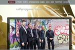Редизайн сайта музыкальной группы под определенное мероприятие