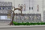 Оформление фасада магазина (Сказка)