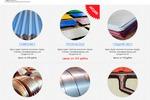 Корпоративный сайт для компнаии Оптимальные металлотехнологии
