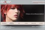 Сайт компании Maxima