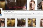 Кератиновое выпрямление волос: продающий аккаунт в Инстаграм