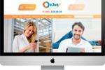 Интернет-магазин OkJET (дизайн и верстка)