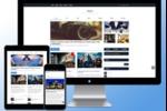FWoP - WordPress адаптивный шаблон блога или новостного портала
