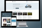 Mayons - Responsive Landing Page and Blog Theme