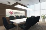 """Визуализация офисного помещения для """"Строй Экспо"""""""
