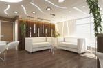 """Визуализация холла офисного помещения для """"Строй Экспо"""""""