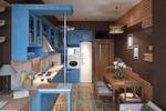 Кухня (квартира-студия)