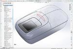 Сканер снятия отпечатка пальца