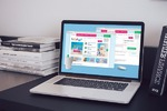 Сайт для интернет-магазина дестких товаров
