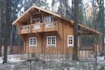 Рубка деревянных домов