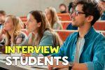 Опрос студентов
