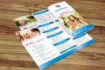 Буклет для медицинской клиники Доктор плюс