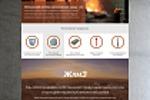 Дизайн корпоративного сайта литейно-механического завода
