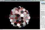 SphereGenerator3D. Моделирование  плотных упаковок шаров