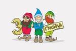 три гнома